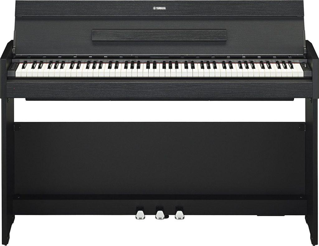 Ein Digitalpiano der Firma Yamaha.