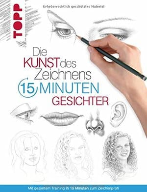 Portrait Zeichnen Lernen Finde Deinen Eigenen Stil