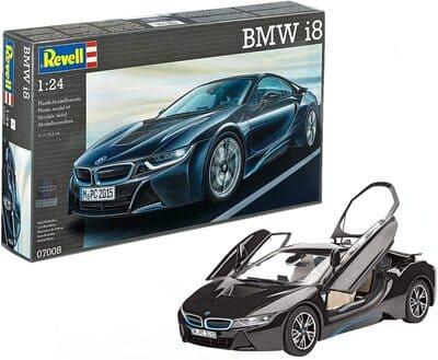 Revell Modellbausatz - BMW i8 im Maßstab 1:24